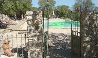 chambre d'hote de charme piscine