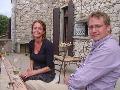 Esther et Joep pour l'apéro