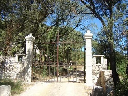 Portail entrée principale