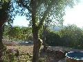 Vue de la terrasse du Grand Duc