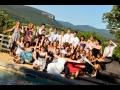 Photo de groupe pour le vin d'honneur